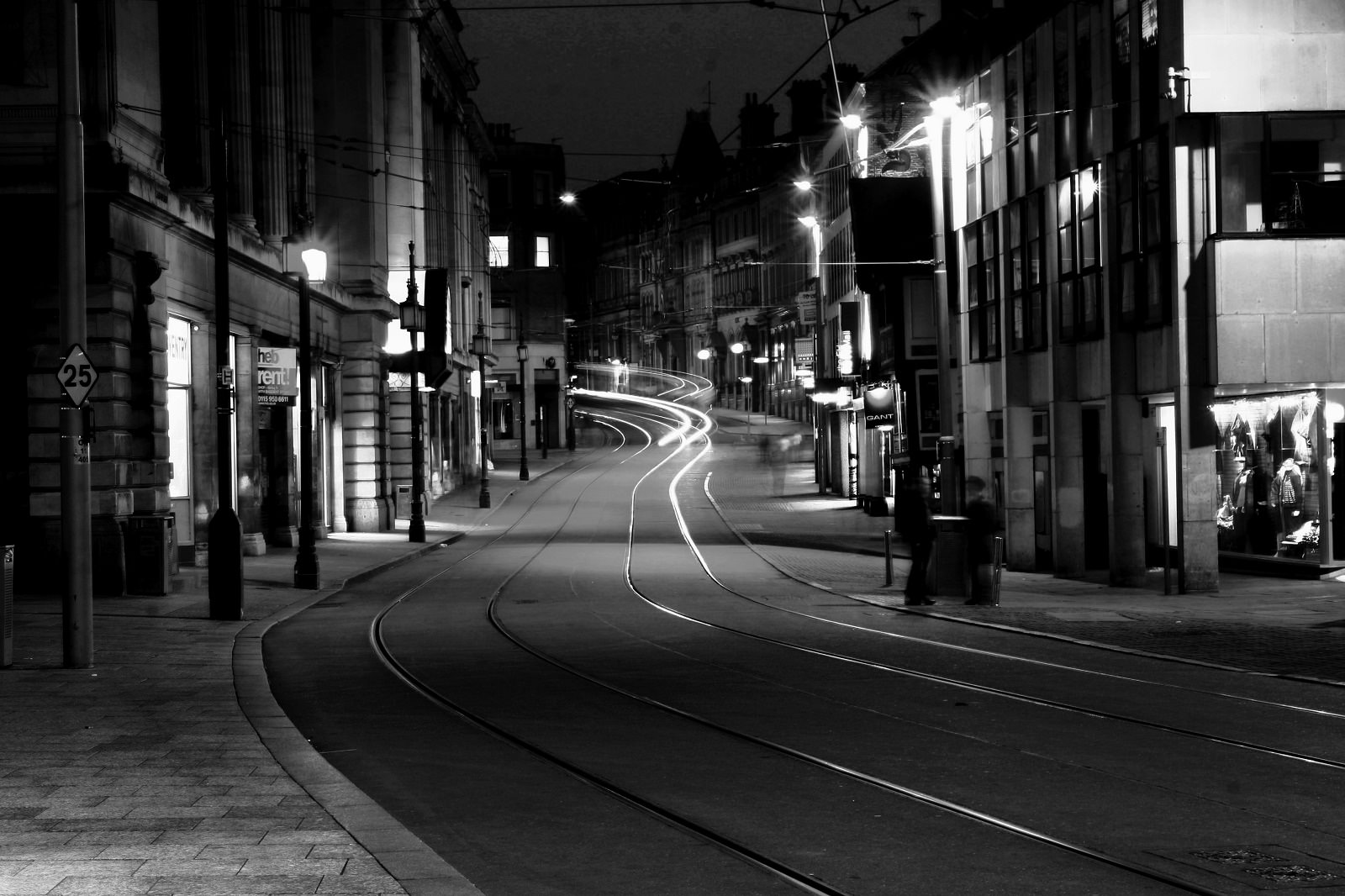 Black And White Hd Wallpapers Wallpaper Street Other Photo
